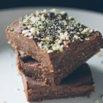 Rich Raw Vegan Brownie recipe