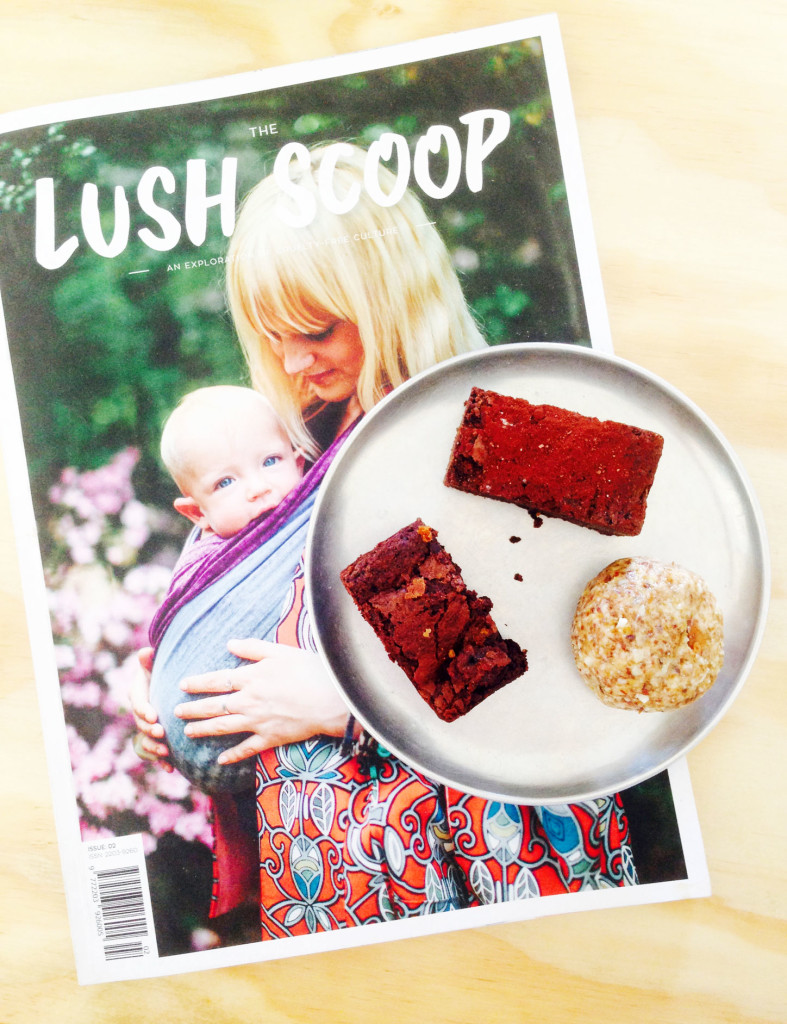 Lushscooptreats,The Lush Scoop,vegan magazine, interview
