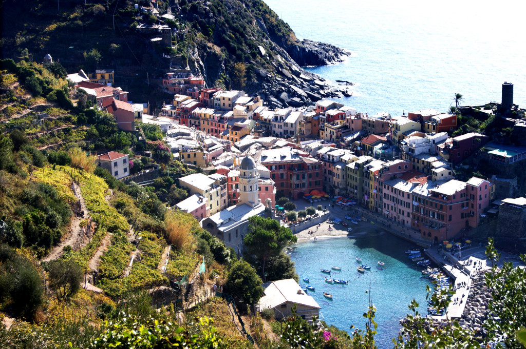 Natural Wonders,cinqueterre2