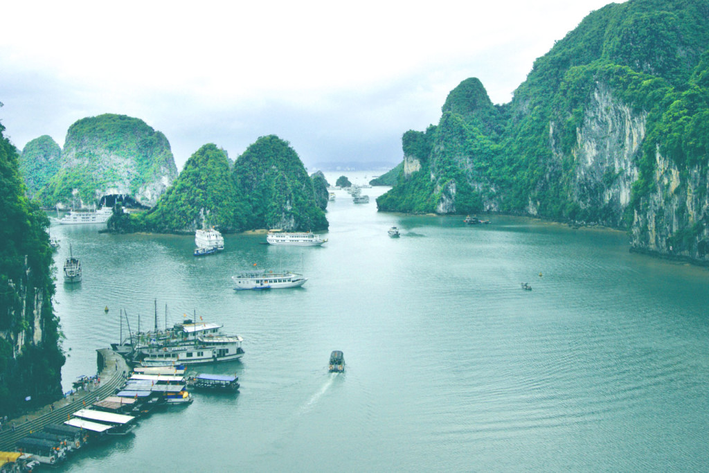 Natural Wonders, halongbay2