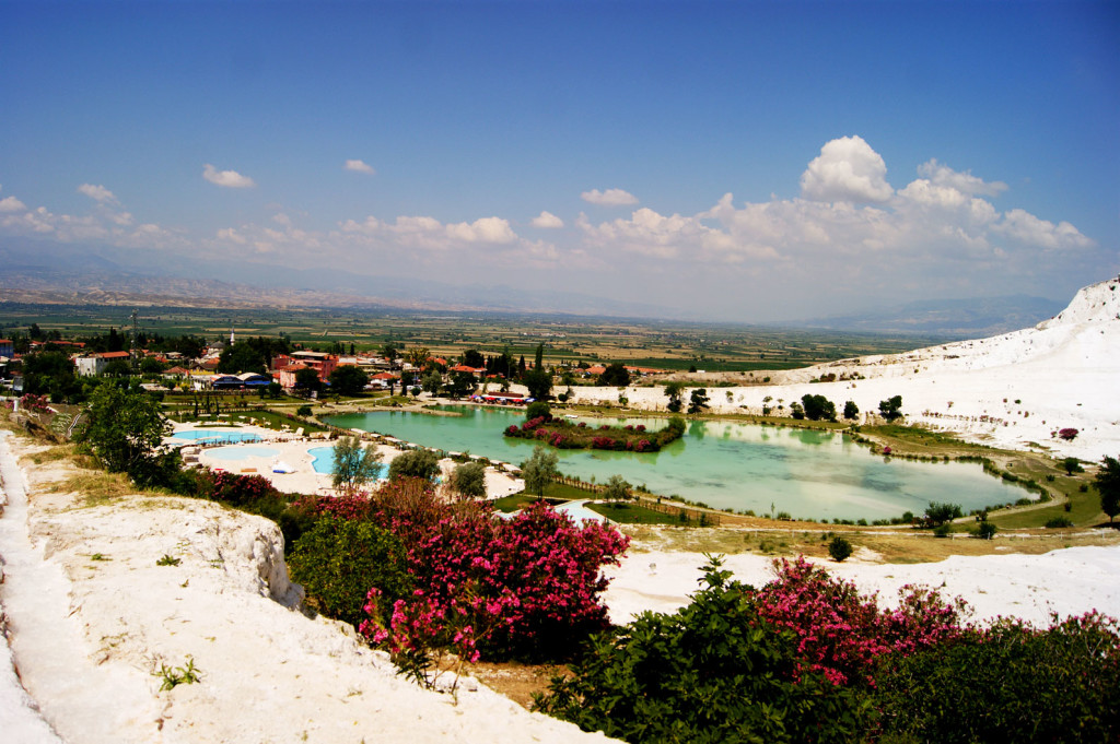 Natural Wonders,pamukkale1