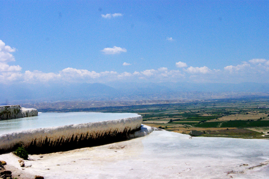 Natural Wonders,pamukkale