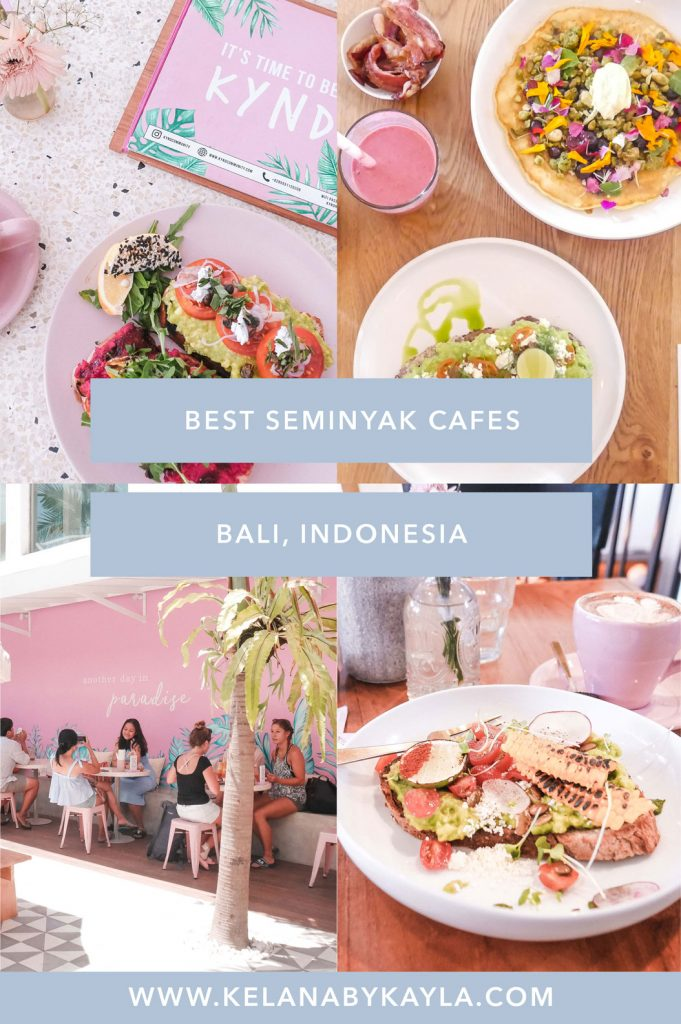 Best Seminyak Cafes for Digital Nomads