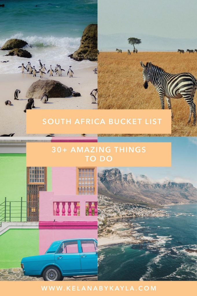 South Africa Bucket List | 30+ things to do in South Africa