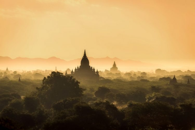 Best places to visit in Myanmar
