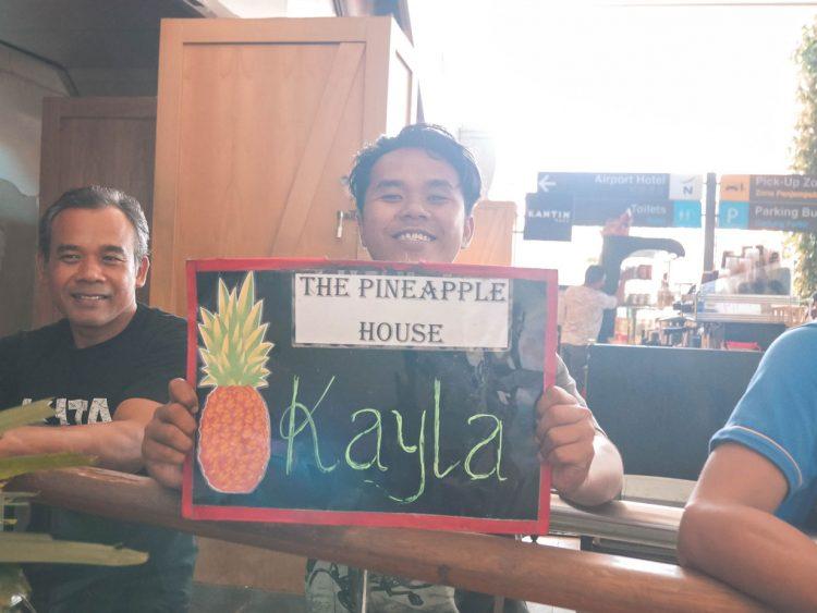 Pineapple House Bali