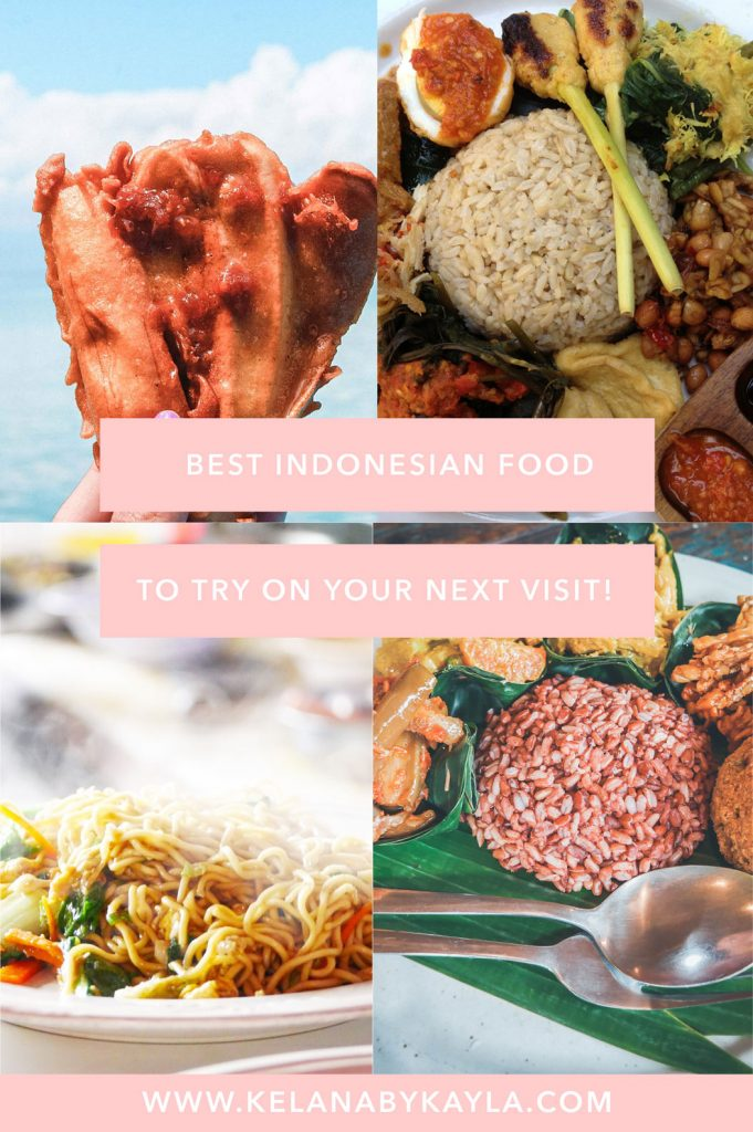 best Indonesian food