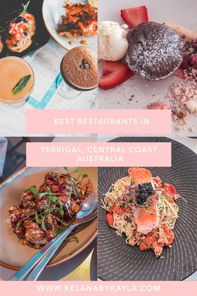 Best Restaurants Terrigal