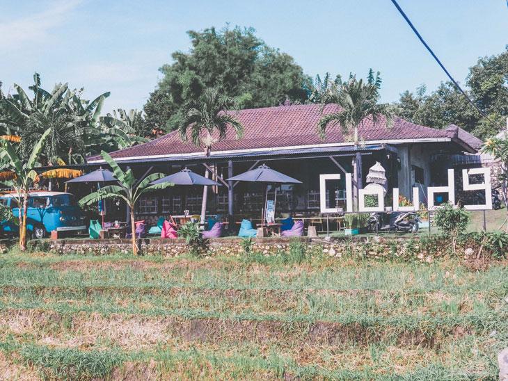 Cloud 9 | Bali Itinerary
