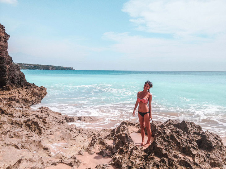 Dream Beach | Bali Itinerary