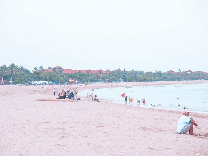 Nusa Dua Beach | Bali Itinerary