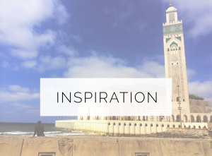 Travel Blog- Inspiration