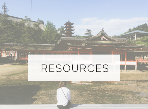 Travel Blog - Resources