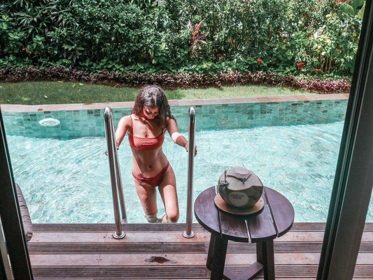 Deluxe Pool Access Room | Inaya Putri Bali