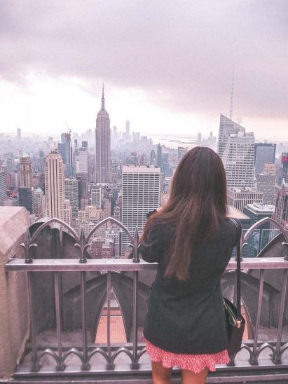 New York itinerary for 4 days