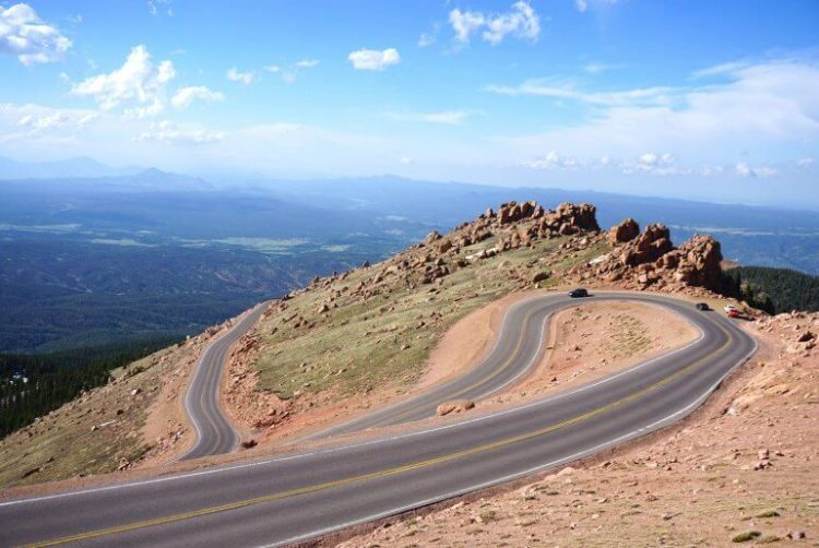 Pikes Peak | USA Bucket List
