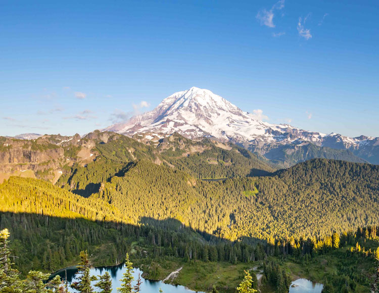 Mount Rainer | USA Bucket List