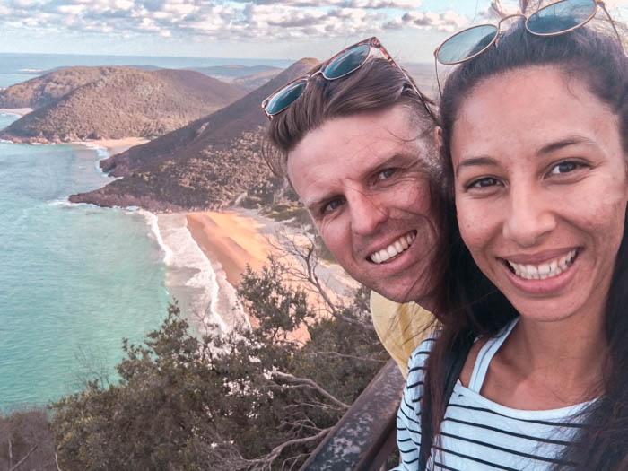 romantic weekend getaways from Sydney