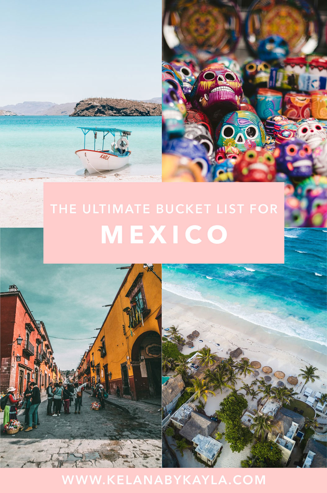 Mexico Bucket List