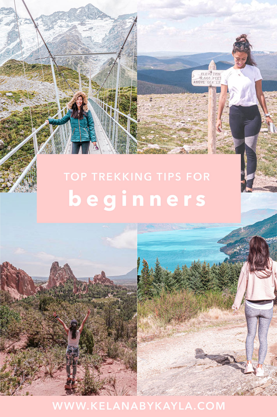 top trekking tips for beginners